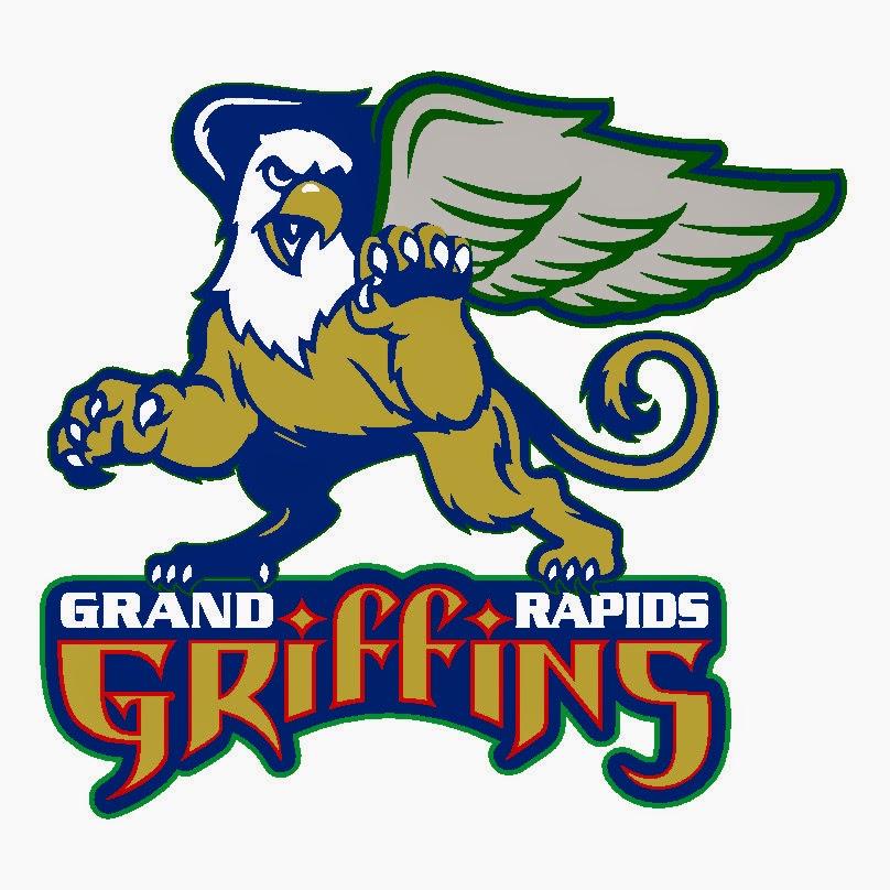 grand rapids griffins ahl logo