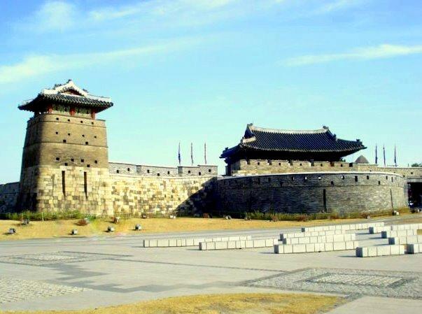 Hwaseong-si South Korea  city photos gallery : Hwaseong Fortress in South Korea