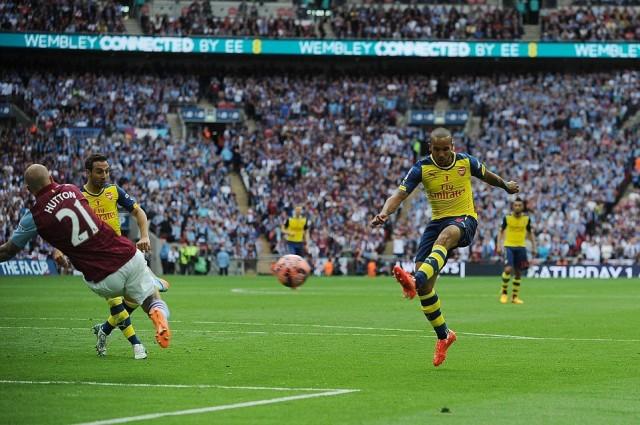 Arsenal Juara Piala FA CUP 2015, Usai Tundukan Aston Villa 4-0