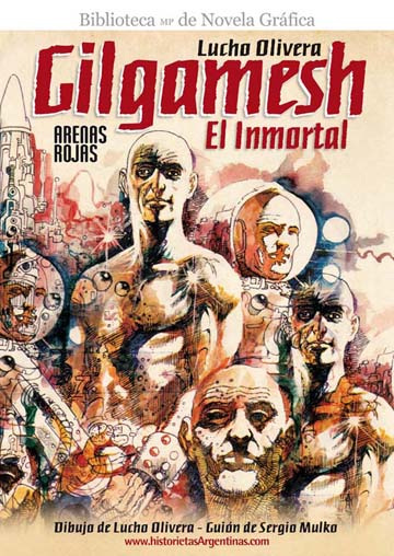 Día de la Historieta Argentina Gilgamesh2-00