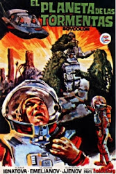 El planeta de las tormentas (1962) Ver Online Y Descargar Gratis