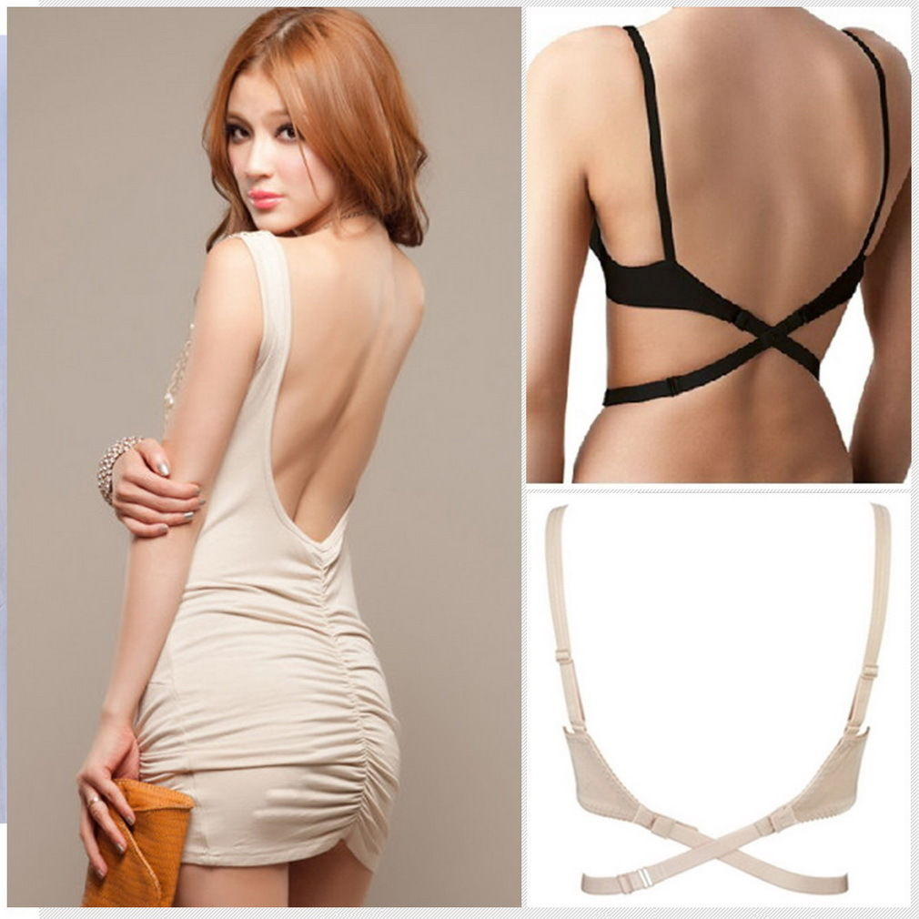 Backless with Extender Bra - Best Bra Choice for Woman