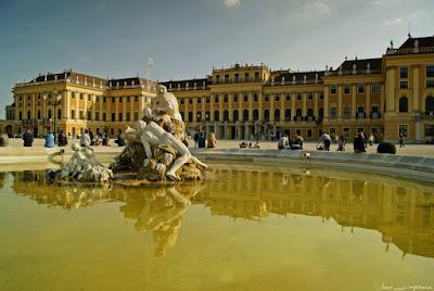 Schloss Schönbrunn Palatul Schonbrunn Schönbrunn Pallace
