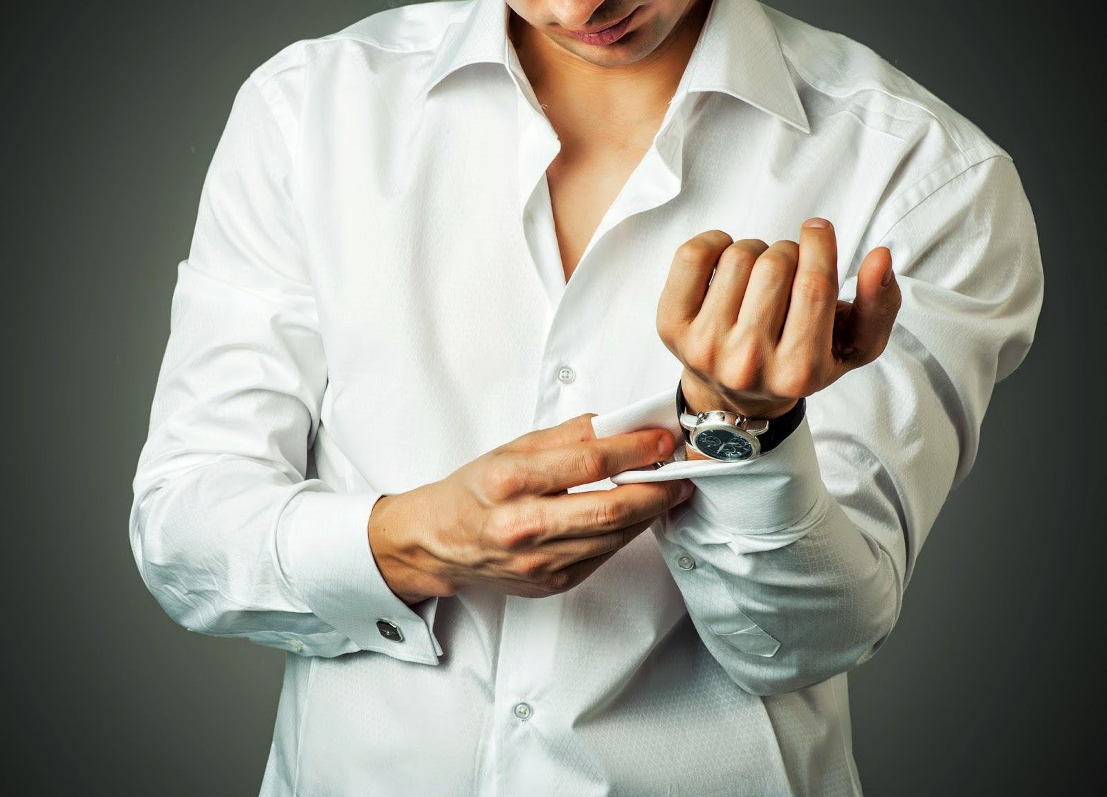 Accorder sa montre et sa chemise - Montres et Plus