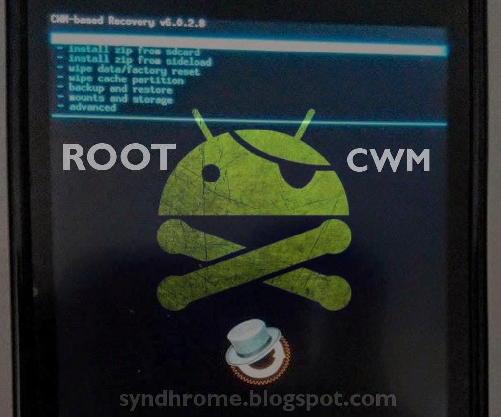 Cara Root dan Install CWM di Lenovo A316 Tanpa PC Terbaru | Paling Gampang!
