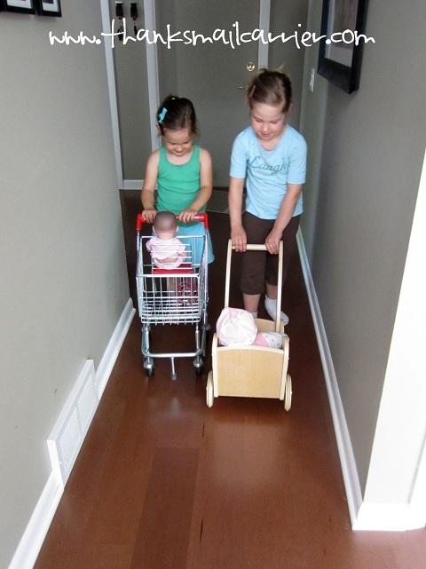 doll strollers