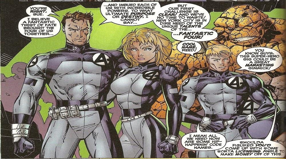 fantastic four heroes reborn review