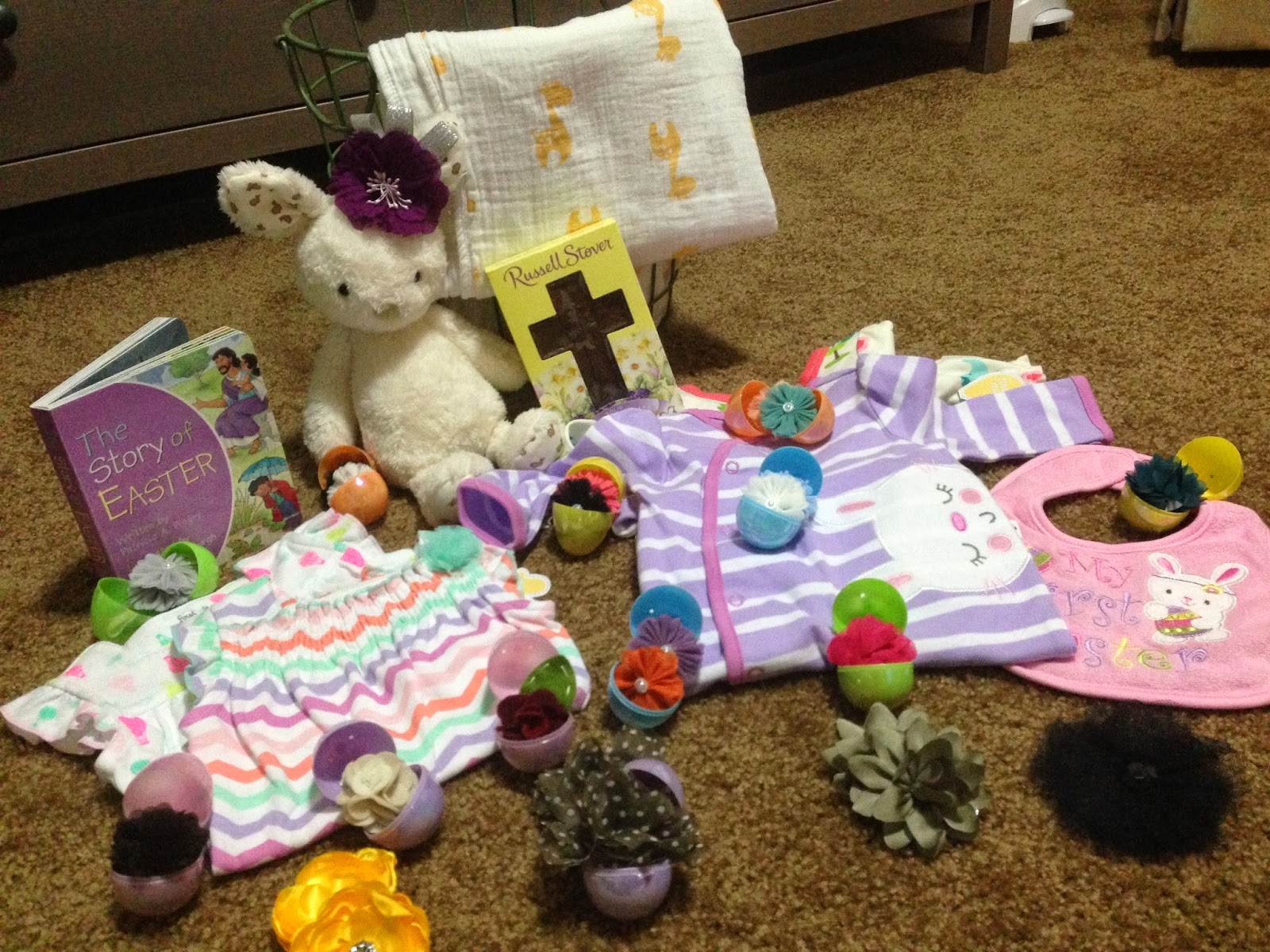 Little baby edmonds babys first easter basket babys first easter basket negle
