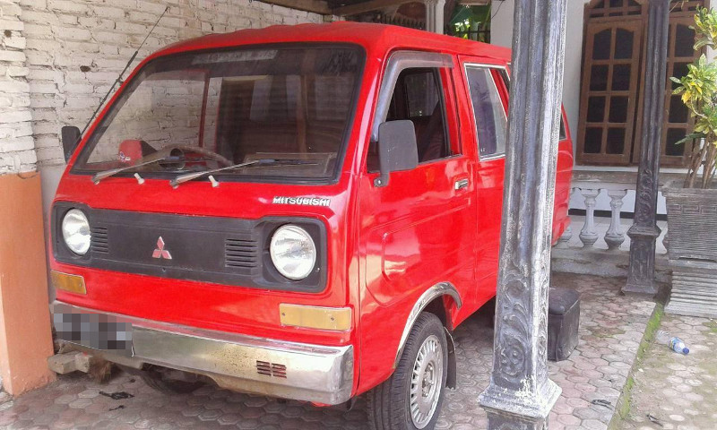 Mitsubishi Minicab L100