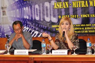 Blogger Makin Peduli Hak Kekayaan Intelektual