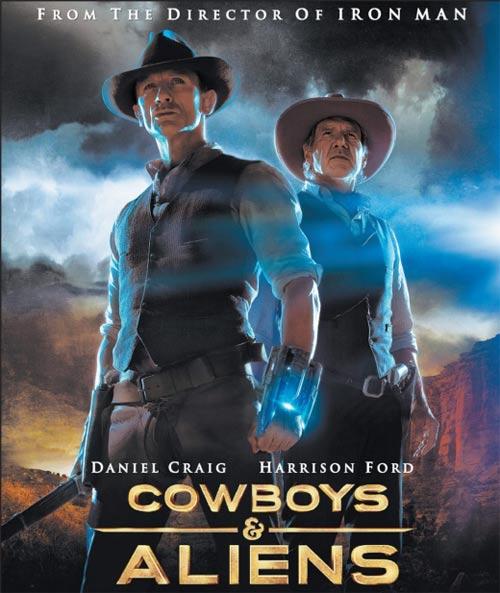 Xem Phim Cao Bồi Và Người Ngoài Hành Tinh - Cowboys And Aliens