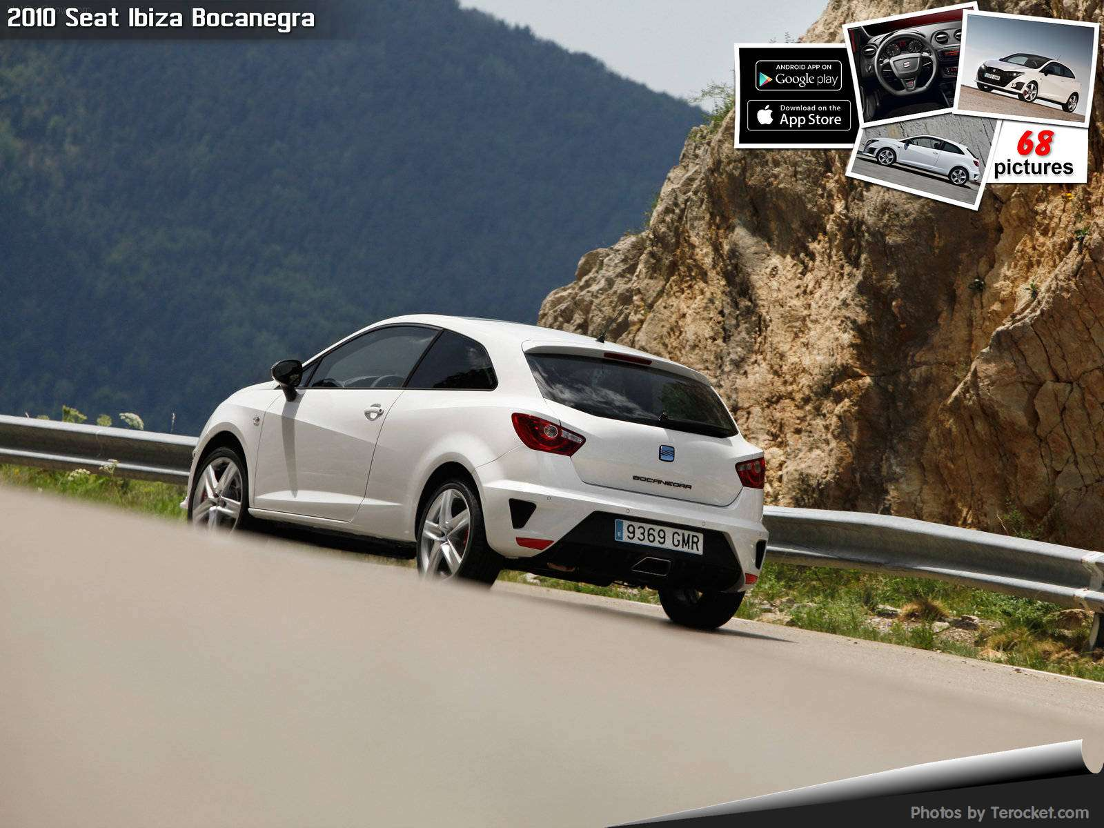 Hình ảnh xe ô tô Seat Ibiza Bocanegra 2010 & nội ngoại thất