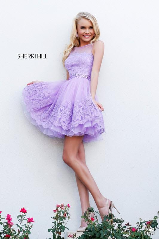 Colección de vestidos Sherri Hill