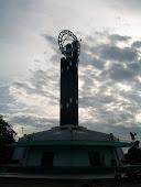 Tugu Khatulistiwa (Equator Monument)