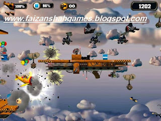 Crazy chicken skybotz portable