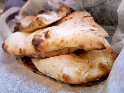 Thermomix Naan Bread Recipe