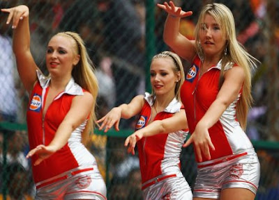 2011 IPL Cheerleaders Photos