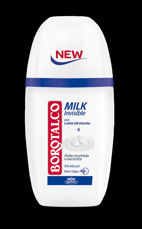borotalco milk