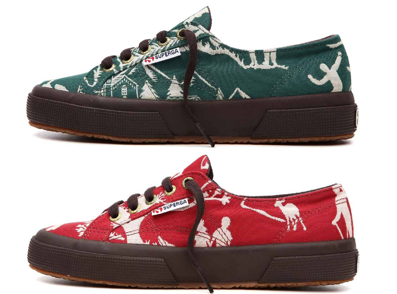 Eniwhere Fashion - Caspule Collection - Superga
