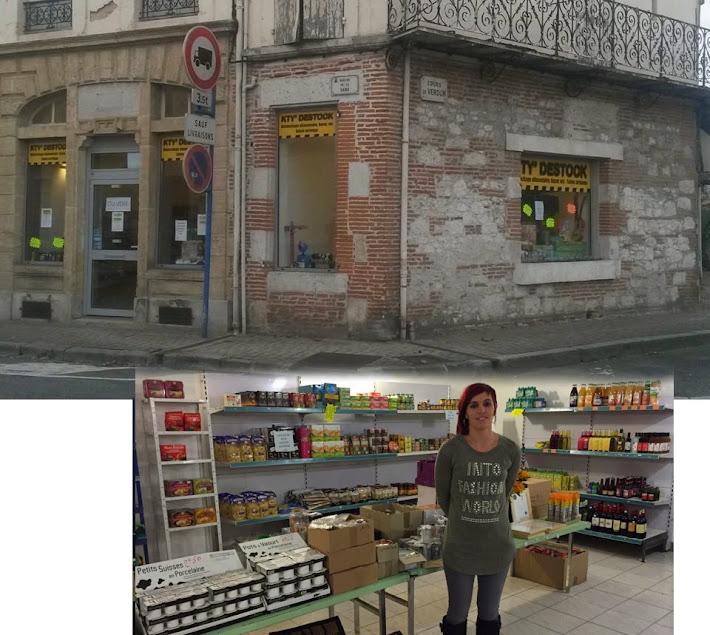nouvelle boutique : kty destock