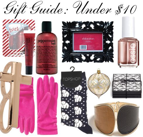 there are many girls on my list and i have found my favorite gifts for under 10 25 and 50 dollars this holiday season