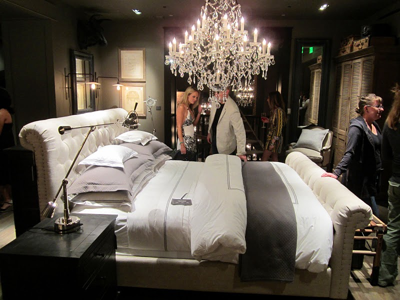 Bedroom Sets Restoration Hardware vanessa and valentine: restoration hardware: the gallery