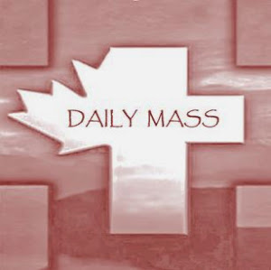 THE DAILY MASS VIDEOS IN ENGLISH
