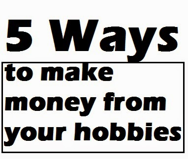 hobbies make money