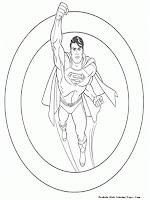 Free Printable Superman The Man Of Steel