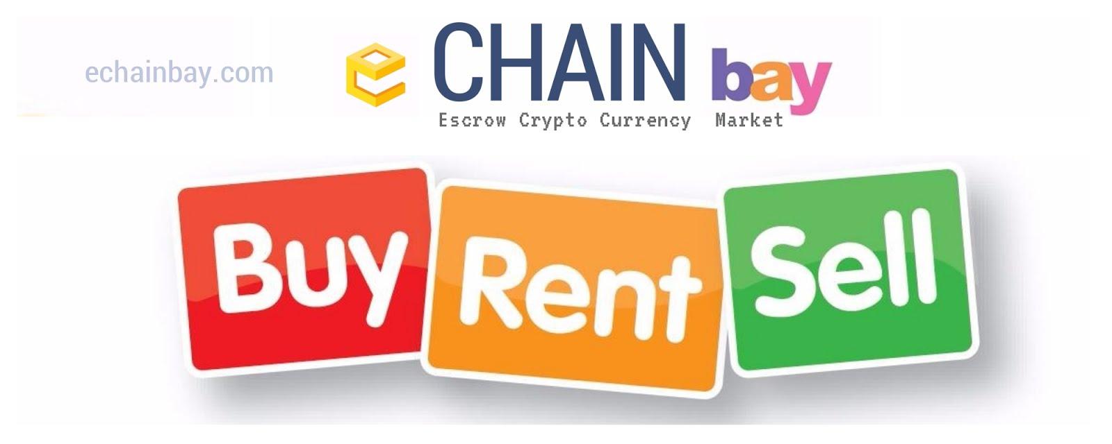 e CHAIN bay Escrow Crypto Market