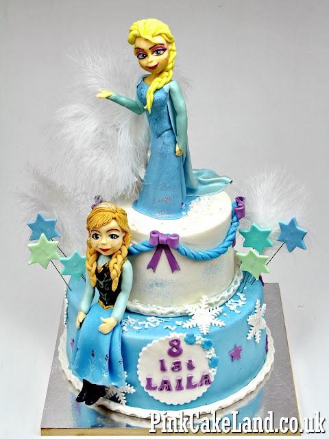 London Cakes Frozen