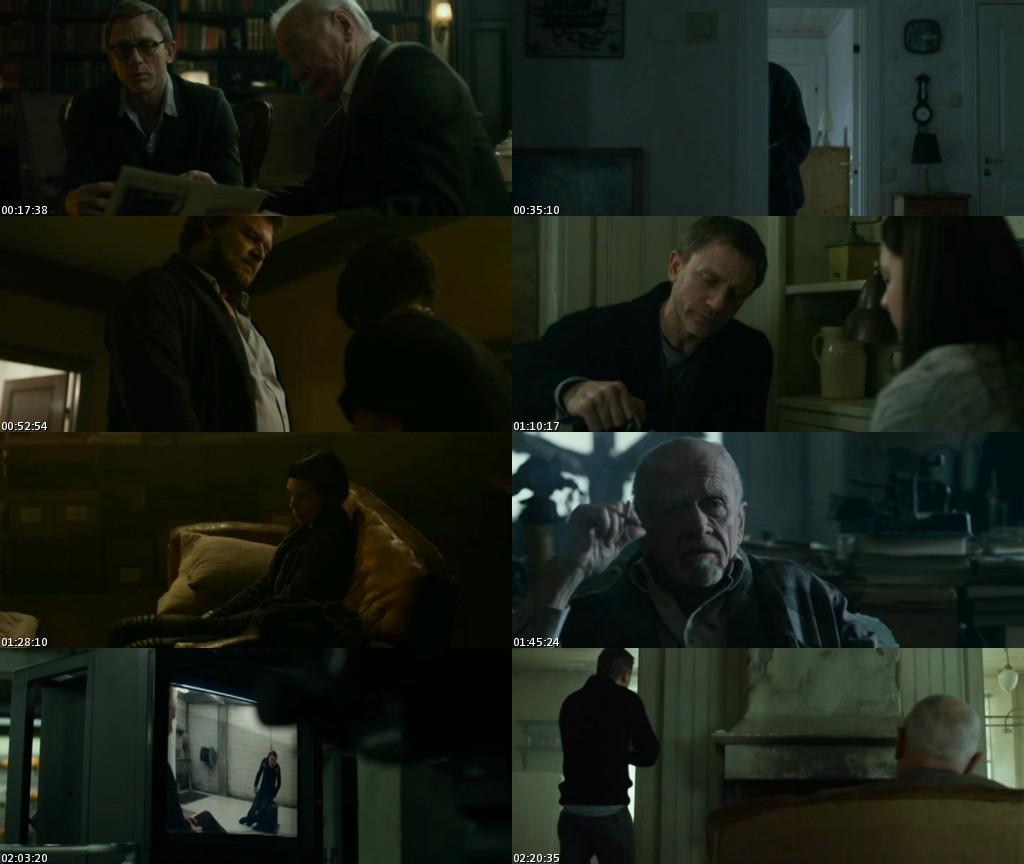 Millennium: Los hombres que no amaban a las mujeres (2011) [DVDScreener] [Español]