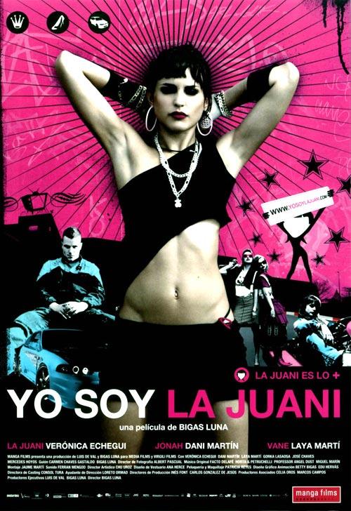 Benim Adım Juani My Name Is Juani 2006 Türkçe Dublaj DVDRip XviD