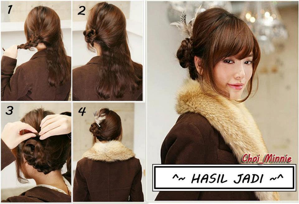 gaya rambut korea