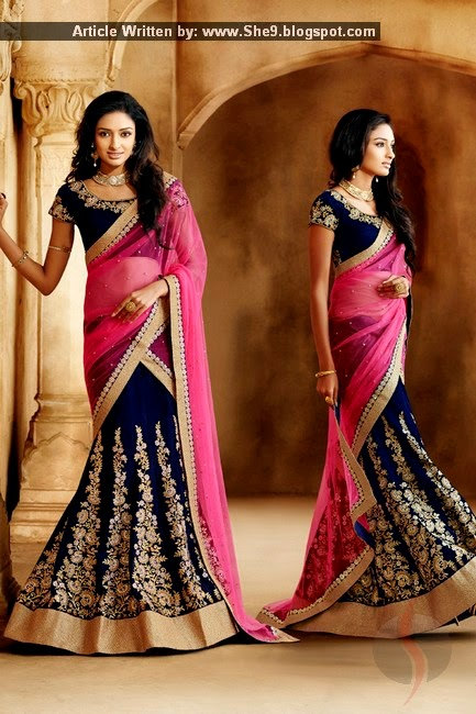 Saree | Fish Cut Style Dresses