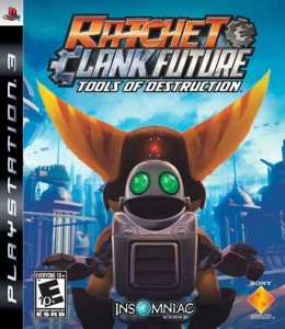 Download Ratchet-Clank Future Tools Of Destruction Torrent PS3