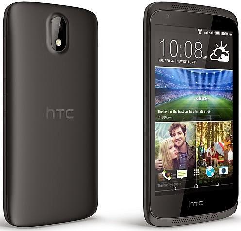 HTC Desire Release 326G Dual SIM in India