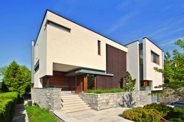 Modern homes exterior unique designs. - Home Decoration Ideas