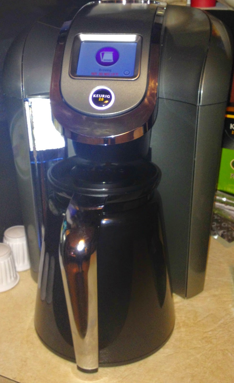 #HelloKeurig from Influenster