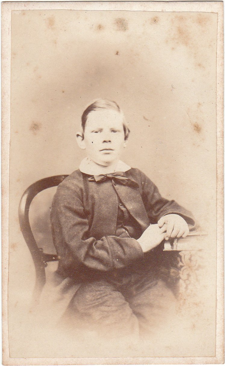 Early New Zealand Photographers  Caledonian Portrait Gallery