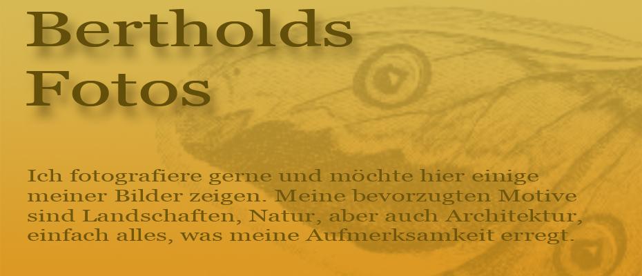 Bertholds Fotos
