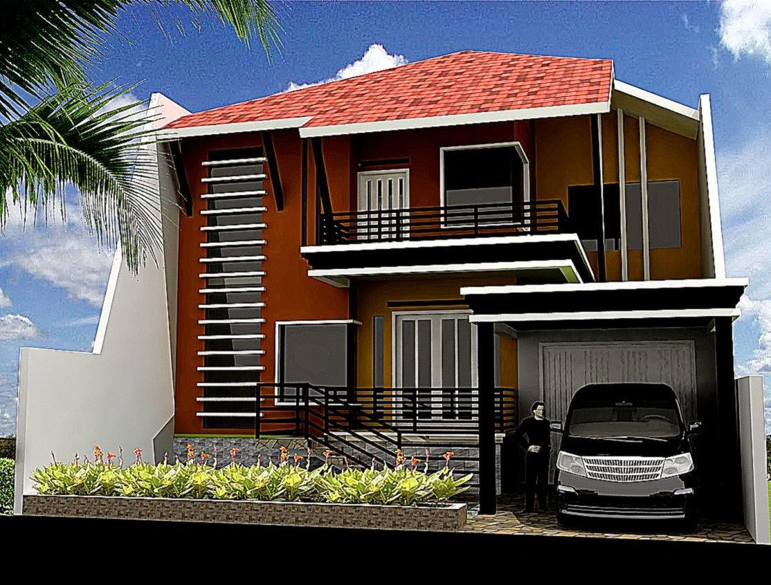Info Desain Rumah Minimalis Type 54  Rumah Minimalis Modern 2015