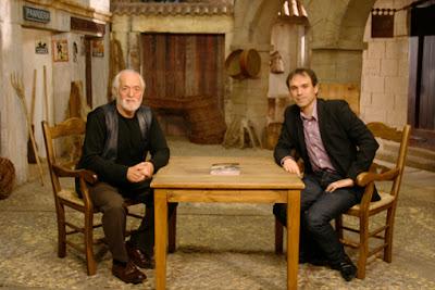 Entrevista en Aragón Televisión