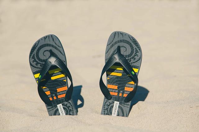 Ipanema Temas Sandalen im Sand