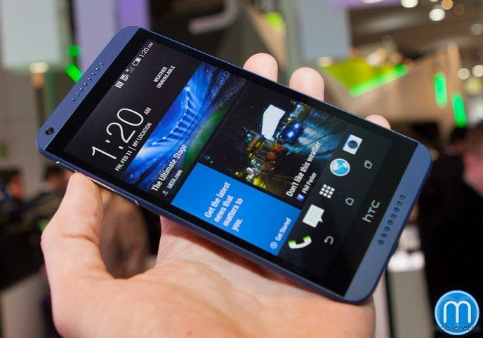 Harga HTC Desire 816 Baru dan Bekas