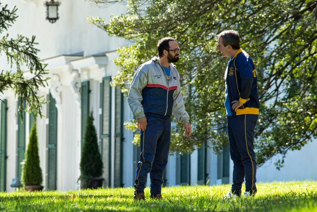 foxcatcher-mark ruffalo-steve carell