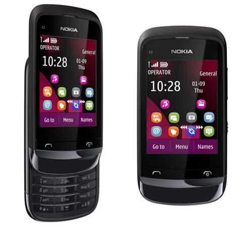 Harga Dan Spesifikasi Nokia C2 02