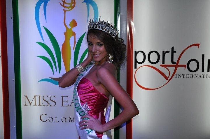 andrea devivo creazzo,miss earth colombia 2011,andrea devivo