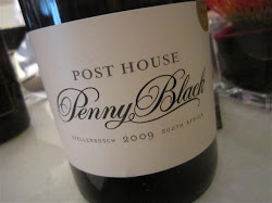 Post House Penny Black