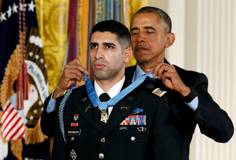 press office remarks president presentation presidential medal freedom